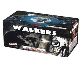Walkers 500 Gram Aerial Repeaters Hardcore Pyro