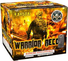 Warrior Recon 500 Gram aerial Repeaters Cuttingedge