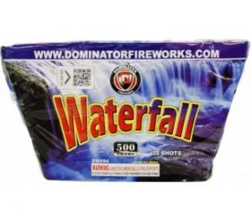 Waterfall 500 Gram Aerial Repeaters Dominator