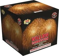 Willow Combustion 500 Gram Aerial Repeaters Racoon