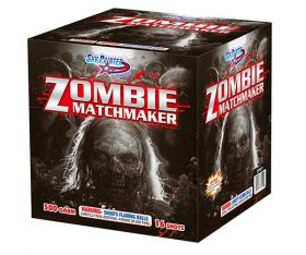 Zombie Matchmaker 500 Gram Aerial Repeaters Happy Family